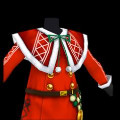 赤サンタ服 (男)