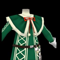 緑サンタ服 (男)