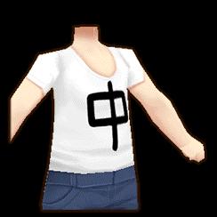中Tシャツ[女]
