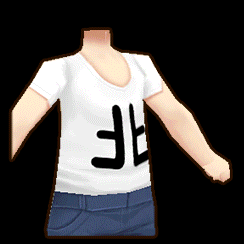 北Tシャツ[女]