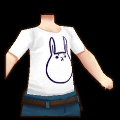 うさちゃんTシャツ[男]