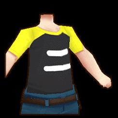 二Tシャツ[男]