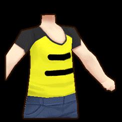 二Tシャツ[女]