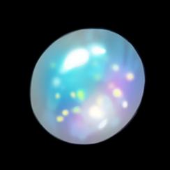 微光なオパール