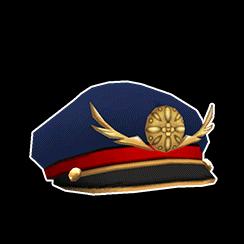 司令官の帽子[男]