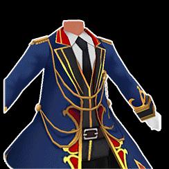 司令官の服[男]
