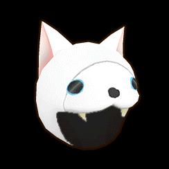 ネコのかぶりもの[男]