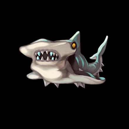 インプラントサメ