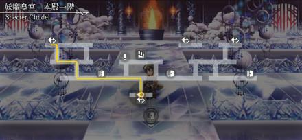 ヒヒイロコガネ:妖魔皇宮001