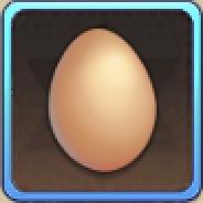 ニワトリの卵