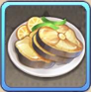 タラのステーキ