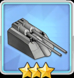 105mmSKC連装高角砲T1