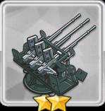 25mm三連装対空機銃T1