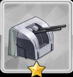 102mm連装砲(副砲)T1