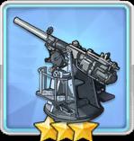102mm単装砲(副砲)T3