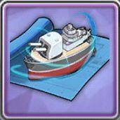 巡洋改造図T2