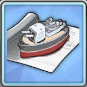 巡洋改造図T1