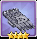 533mm五連装磁気魚雷T1