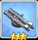 610mm連装魚雷T3