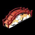 秋夜の鶴橋