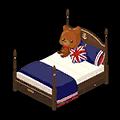 王家ベッド