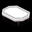モノクロテーブル