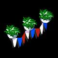 壁掛け盆栽