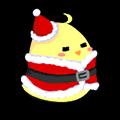 クリスマス饅頭