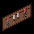 勲章コレクション