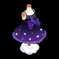 星のドレス