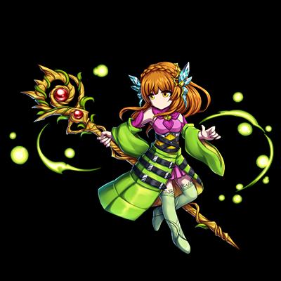 樹霊姫エリシア