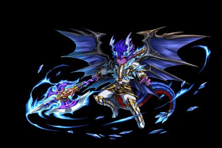 氷魔竜神カル