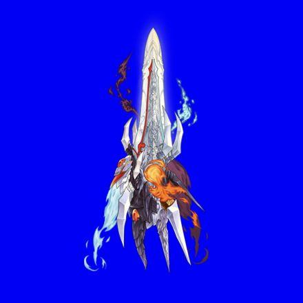 バハムート=ミラ(武器形態)