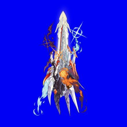 バハムート=ミラ【極】(武器形態)