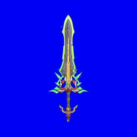 神劍クサナギノツルギ(武器形態)