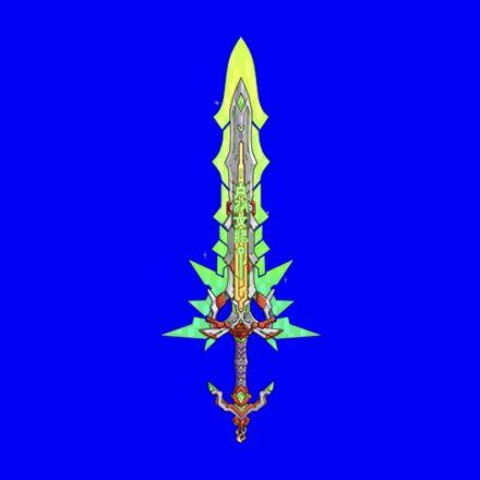 神劍クサナギノツルギ【極】(武器形態)