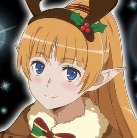 [妖精幻冬]レフィーヤ・ウィリディス