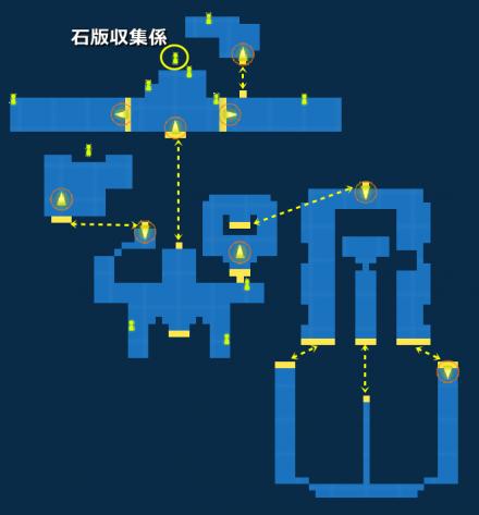 マダムの館マップ