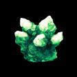 緑の神晶石
