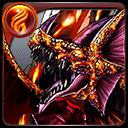 憑魔業焔竜テリオドス