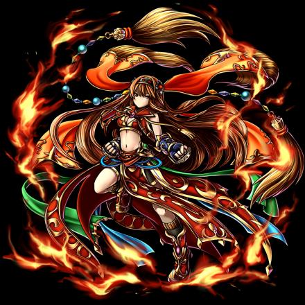 豪炎拳姫ディアナ