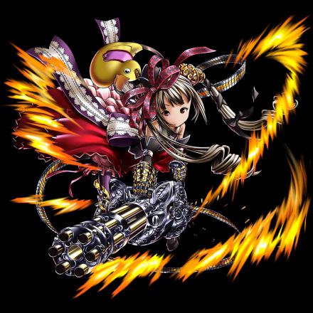 破壊の銃姫アメル