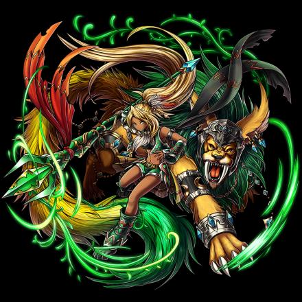 百獣姫レン