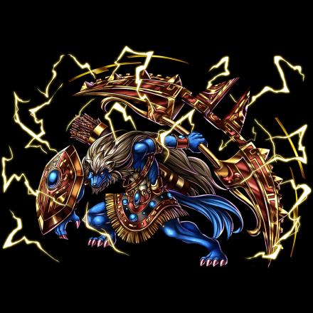 獣戦士エルファラ