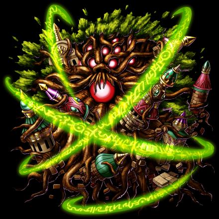 創神樹バルハラ