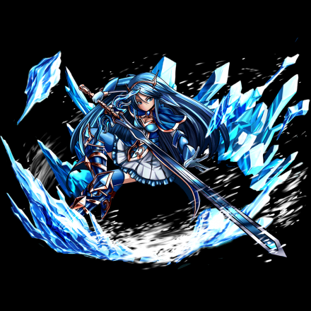 氷剣舞姫コルセア