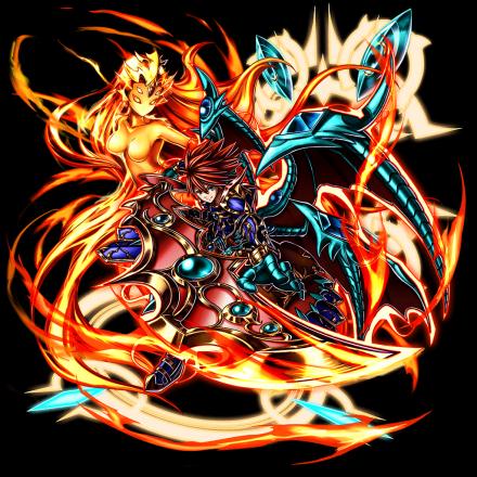 神焔騎皇ラグナ