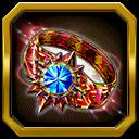 神具『焔神官の指輪』