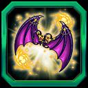 フィーナの小悪魔翼