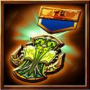 歴戦の勲章